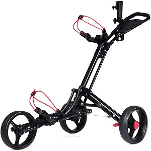 Chariots de golf à trois roues