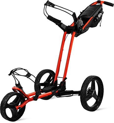 Voiturette de golf à 3 roues Sun Mountain Explorer noire/enfant