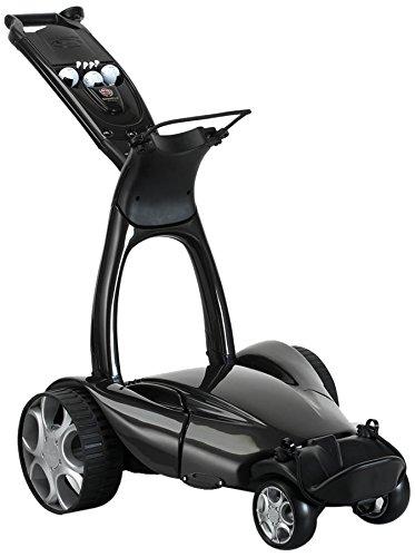 Stewart Golf X9 Follow - Voiturette de golf électrique, couleur noire (Met Black), taille n/a