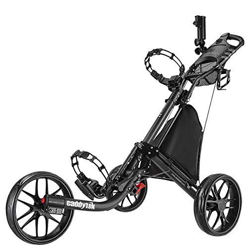 Chariots de golf Caddytek