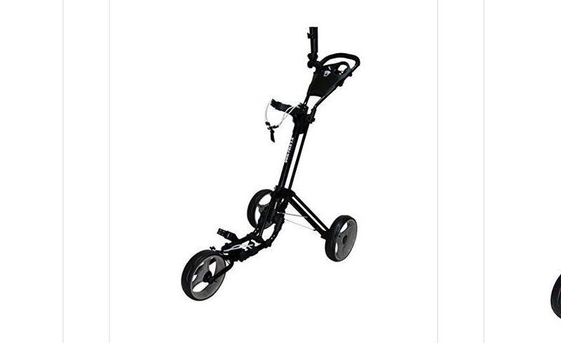 Chariots de golf Qwik-Fold