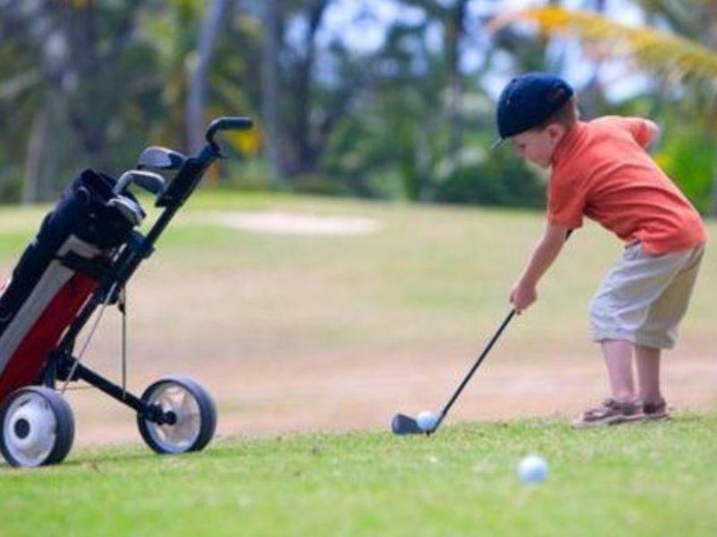 Chariots de golf pour enfants – Junior