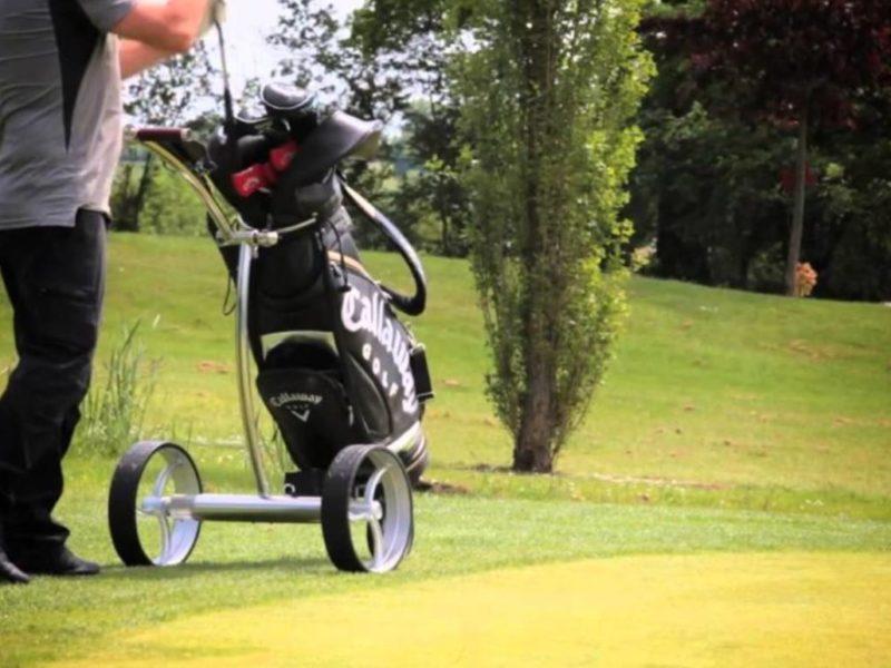 Chariots de golf pas cher