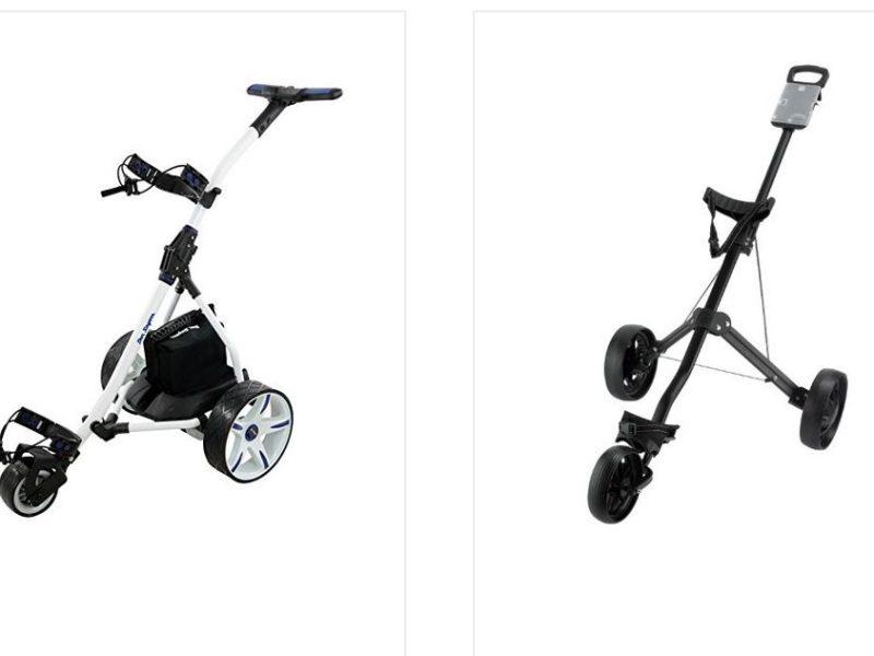 Chariots de golf Ben Sayers