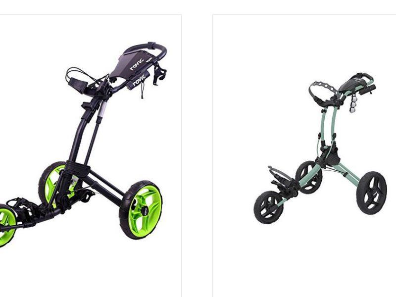 Chariots de golf Rovic